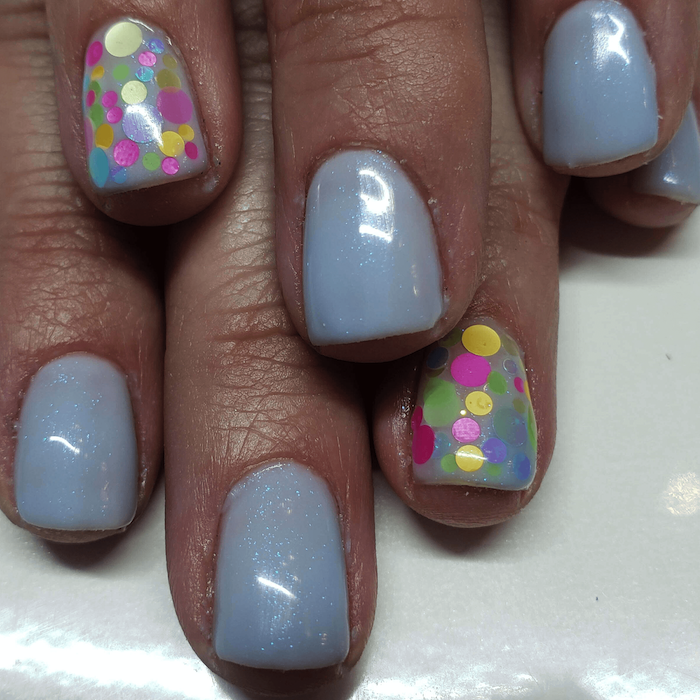 nail art logan